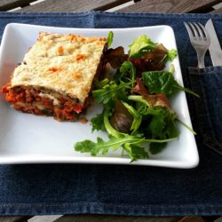 Moussaka healthy
