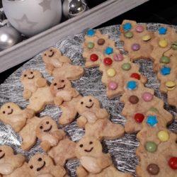 Petits biscuits sablés de Noël