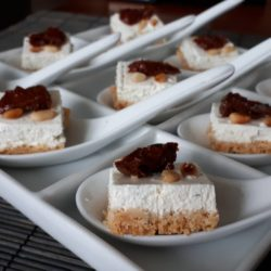 Cheesecakes salés