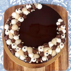 Entremet_poire_chocolat