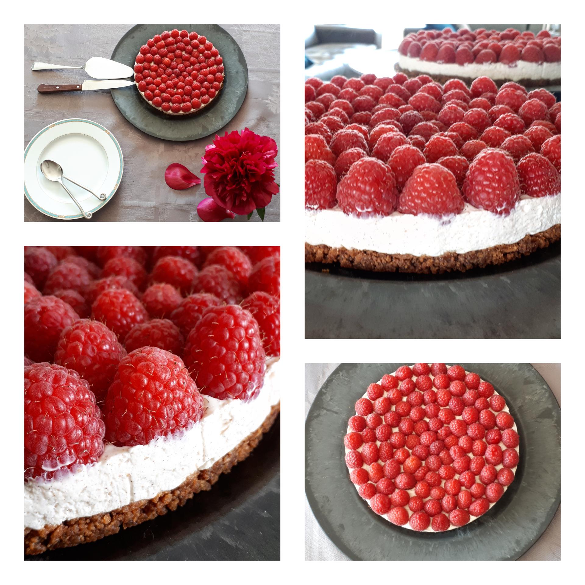 Cheesecake_framboises