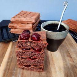 Gaufres chocolat Healthy
