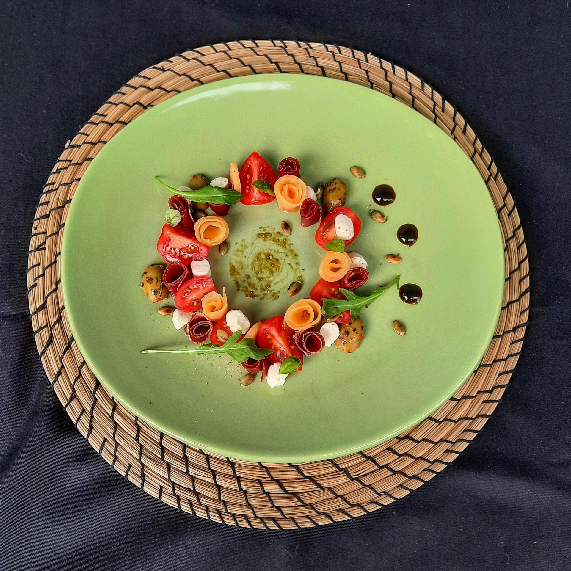 Salade_melon_tomates_mozzarrela